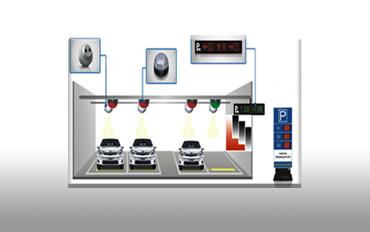 صرفهجویی در هزینه و زمان و همچنین مدیریت بهینه پارکینگ از طریق راهنمایی خودرو به محل جای پارک مناسب